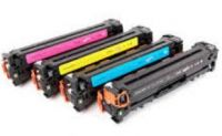 1 Set New Compatible Canon CMYK Colour Toner for MF620c