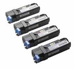 Value Pack Compatible Fuji Xerox C1110 CMYK  CT201114, CT201115, CT201116, CT201117