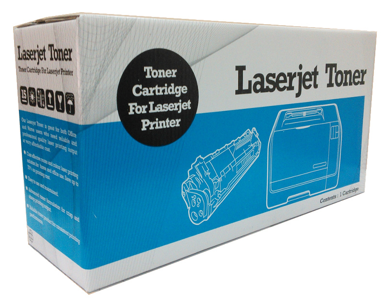 Compatible Canon 307 Yellow Toner for LBP5000 LBP 5100